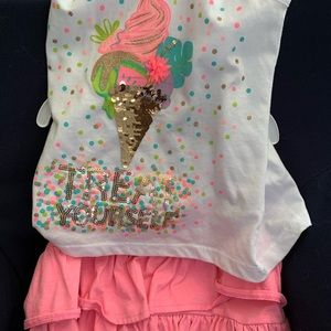 Matching toddler set from Tommy Bahama!